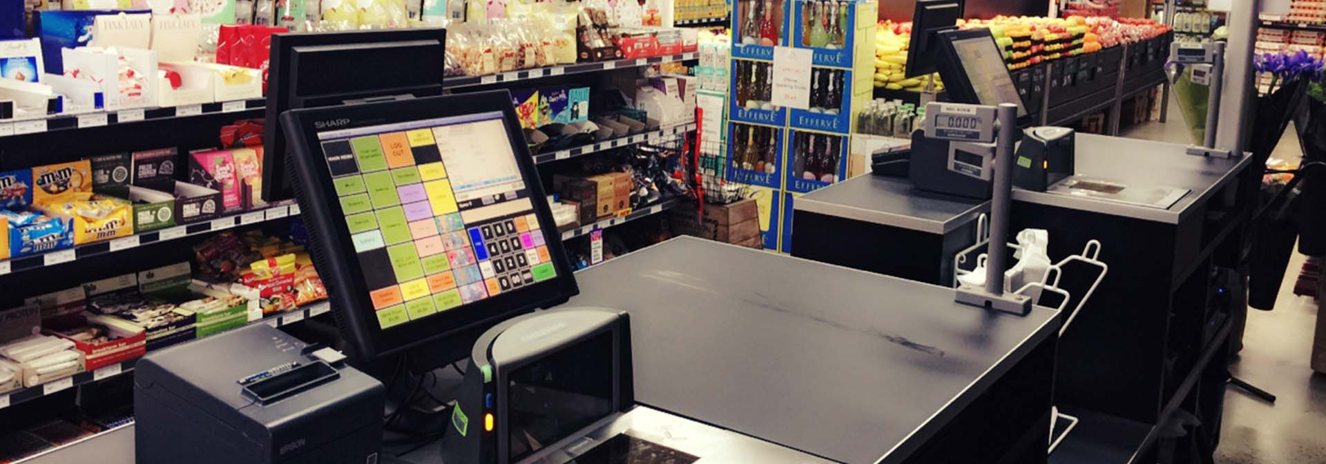Point Of Sale Systems Pos Systems Cash Registers Cctv